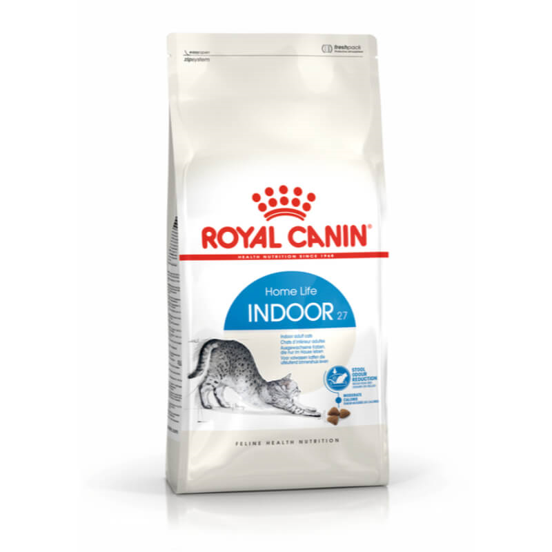 Royal Canin Adult Indoor 27 - perutnina - 4 kg
