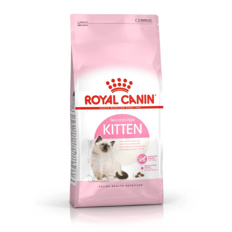 Royal Canin Kitten - perutnina - 4 kg