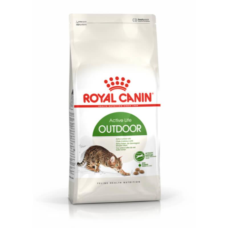 Royal Canin Adult Outdoor - perutnina - 400 g