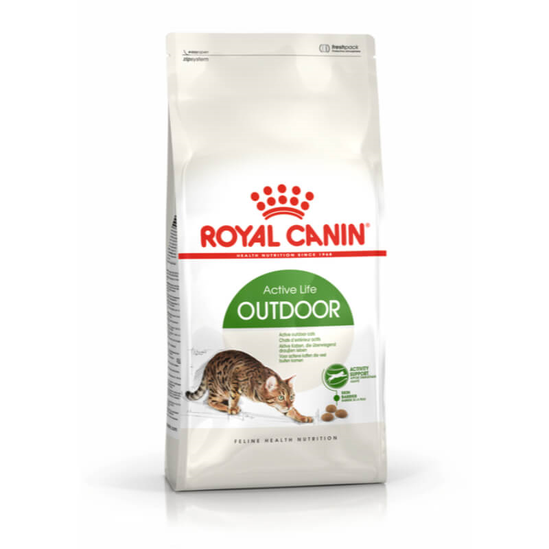 Royal Canin Adult Outdoor - perutnina - 2 kg