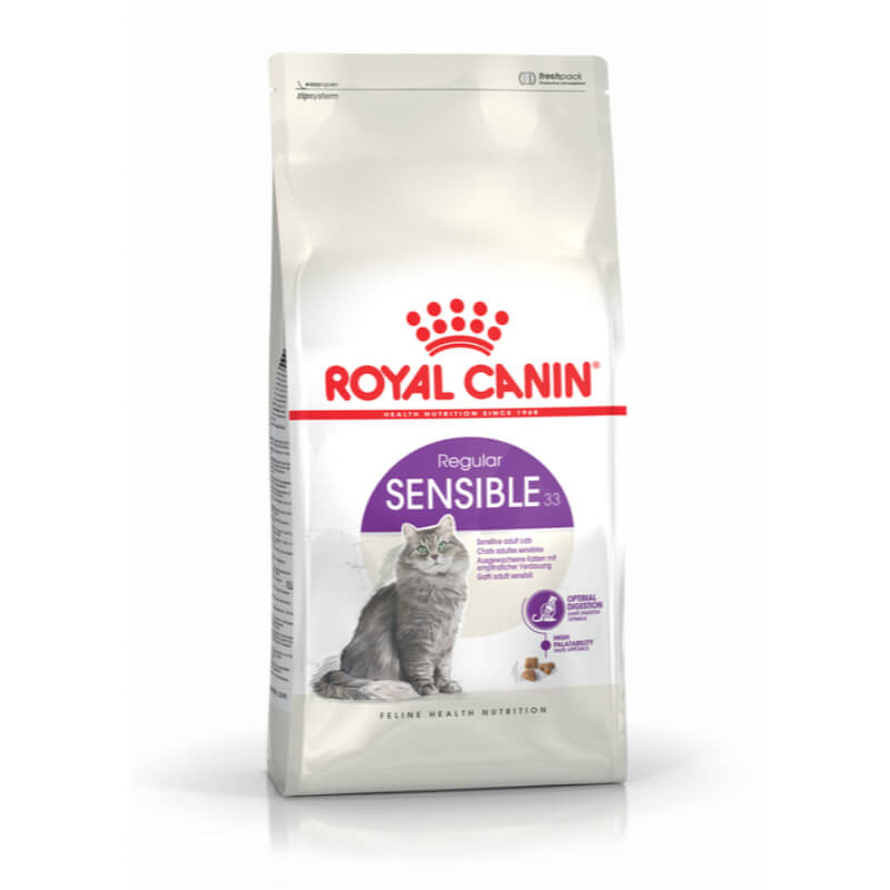 Royal Canin Adult Sensible - perutnina - 2 kg