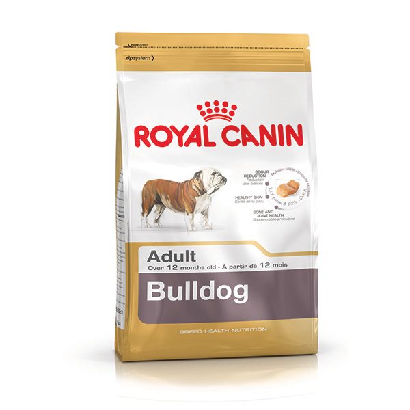 Royal Canin Buldog - perutnina - 3 kg