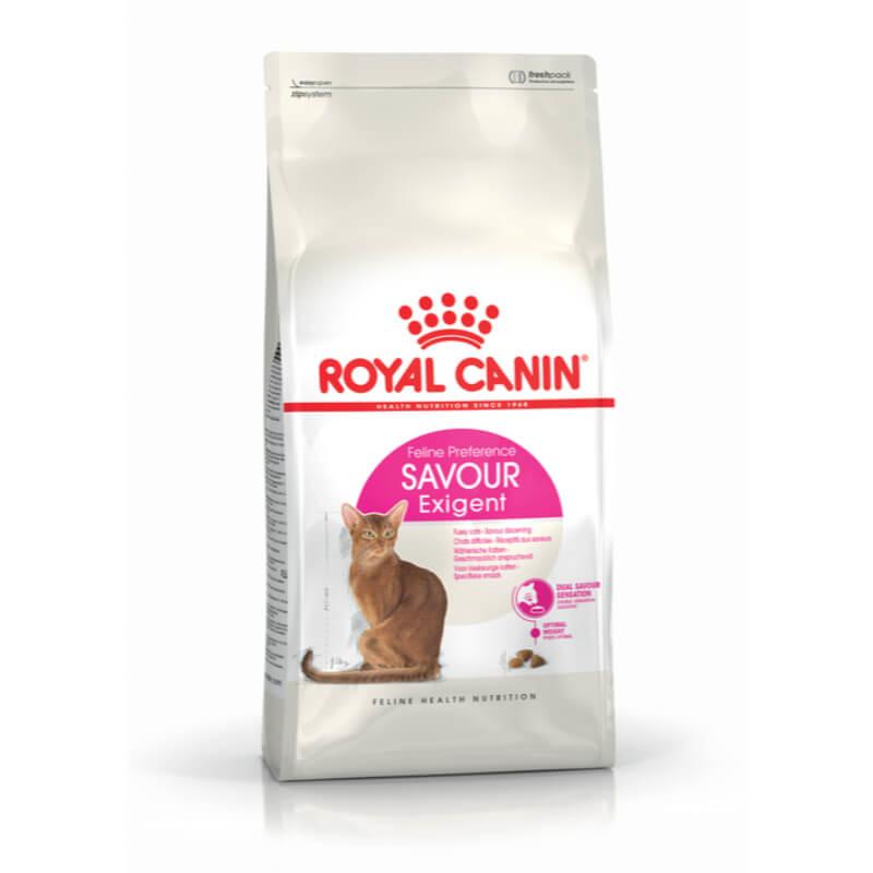 Royal Canine Exigent Savour - perutnina - 2 kg