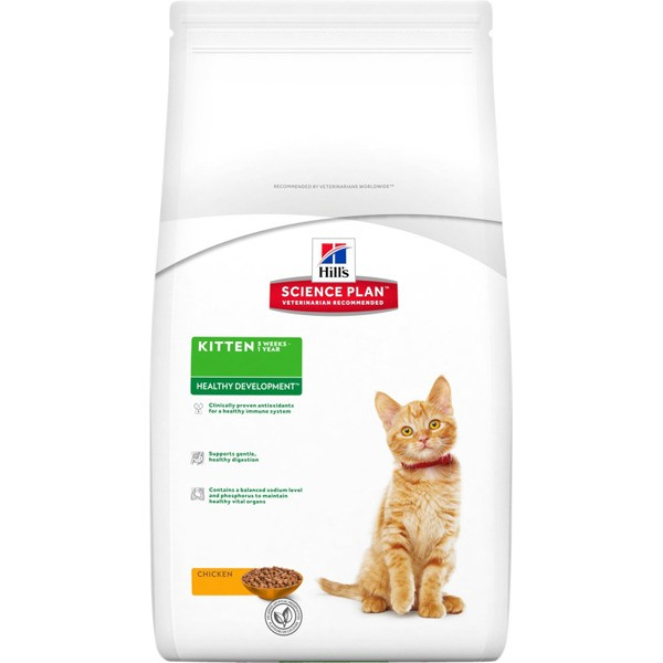 Hill's Kitten - piščanec - 400 g