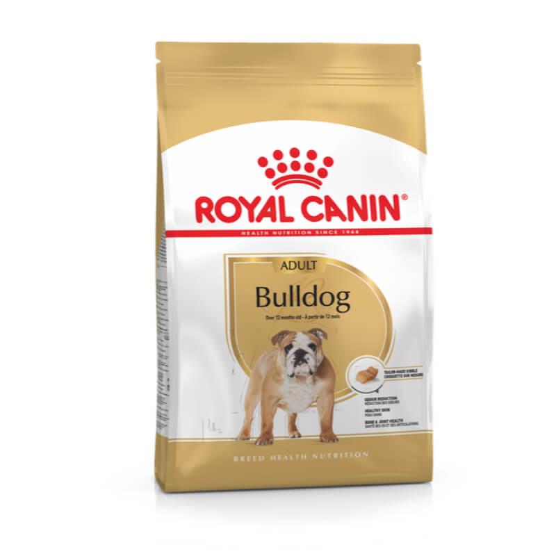Royal Canin Buldog - perutnina - 12 kg