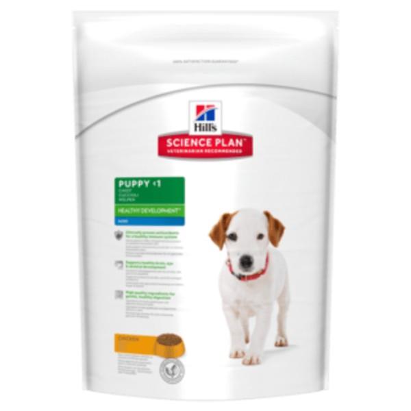 Hill's Puppy Mini - piščanec - 1 kg
