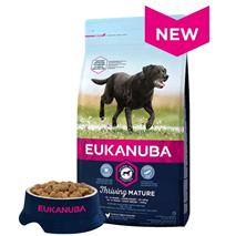 Eukanuba Senior Large - piščanec - 15 kg