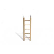 Beeztees lesena lestev, 5 stopnic - 24 cm