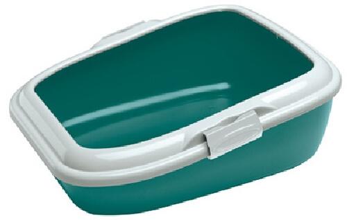 Ferplast Moderna WC za muce z okvirjem - 56 cm