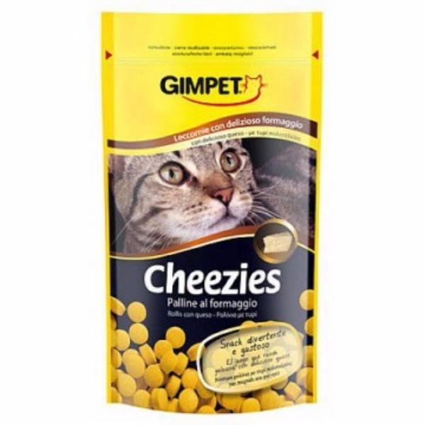GimCat sirovi priboljški - 50 g