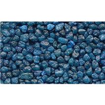 Prodac akvarijski pesek, temno moder - 2-3 mm / 1 kg