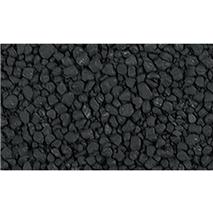 Prodac akvarijski pesek, črn - 2-3 mm / 1 kg
