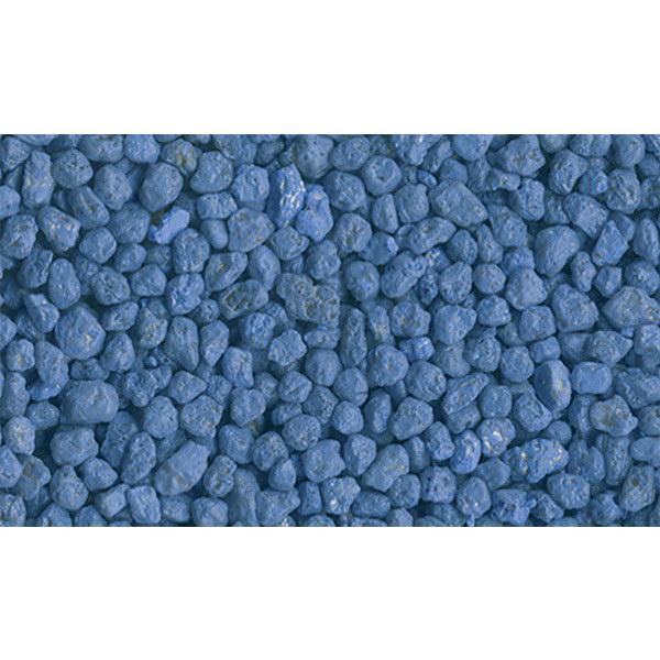 Prodac akvarijski pesek, azur modra - 2-3 mm / 1 kg