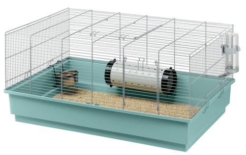 Ferplast kletka za podgane Mary, siva – 80 x 50 x 37 cm