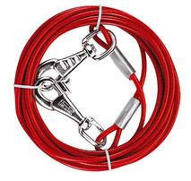 Ferplast jeklena vrv za privez - 3 m
