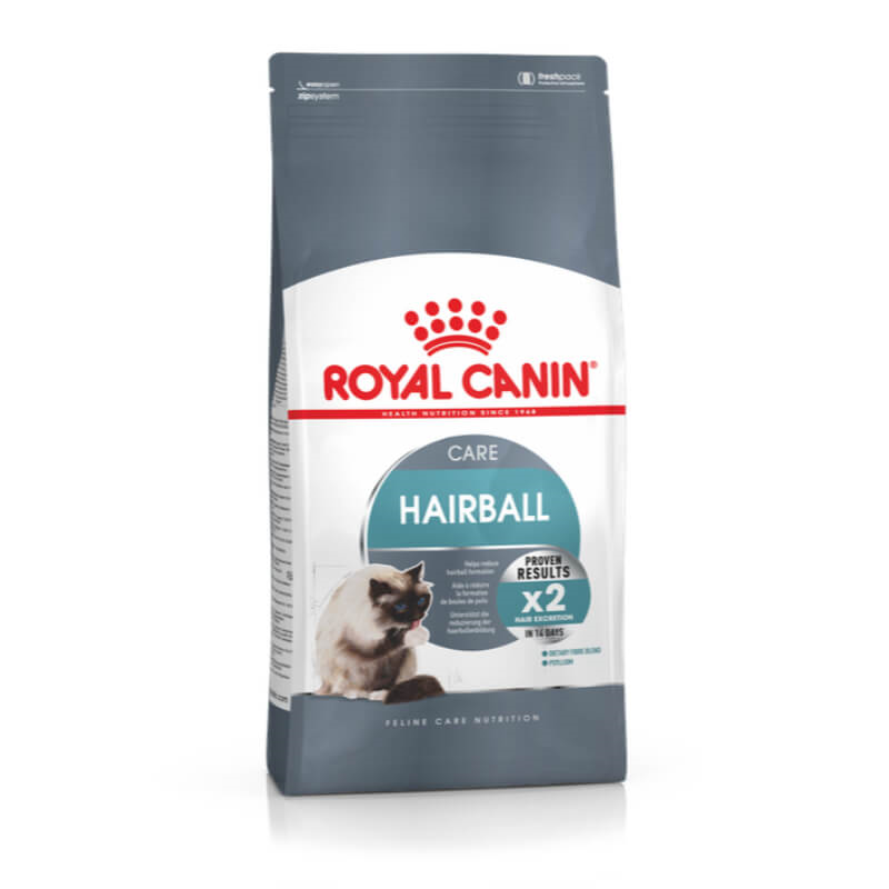 Royal Canin Adult Intense Hairball - perutnina - 2 kg