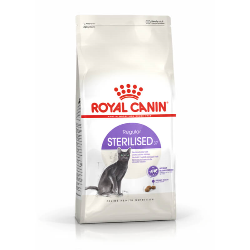 Royal Canin Adult Sterilised - perutnina - 2 kg