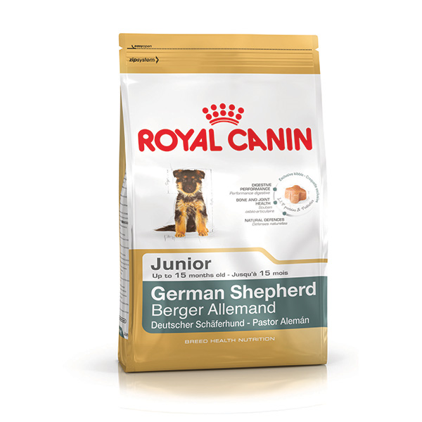 Royal Canin Nemški ovčar Junior - 3 kg