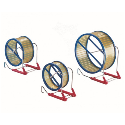 Nobby barvno kolo za glodavce - 15 cm