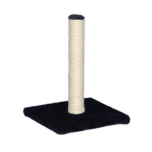 Nobby Classic I praskalnik za mačke, črn - 40 cm