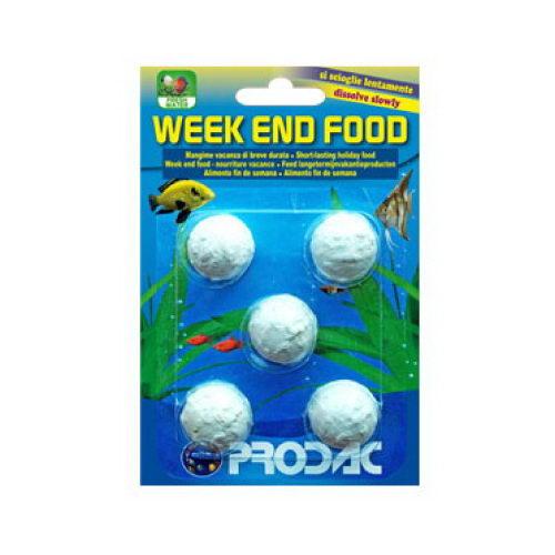 Prodac Weekend hrana za cca. 4-5 dni