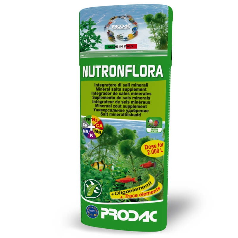 Prodac Nutron Flora tekoče gnojilo za rastline - 100 ml