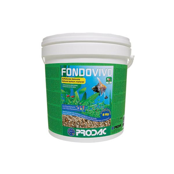 PRODAC FONDOVIVO 10 l -8 kg /PODLAGA(GLINA)