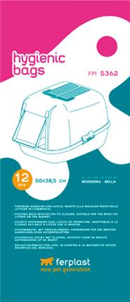 Vrečke za WC Moderna, Bella
